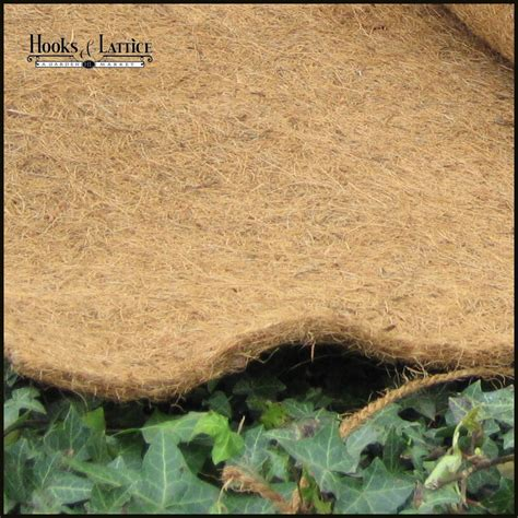 Coir Planter Liners by Coco Matting Coco Coir Coco Fiber Coco Fiber Rolls For Planter Lining