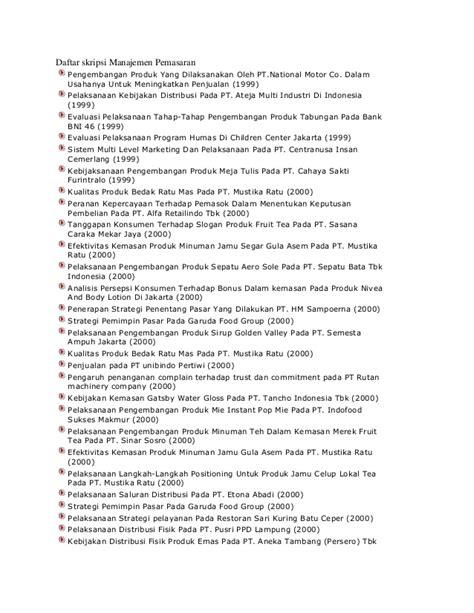 Harga Saham Pt Mustika Ratu Tbk di website skripsi ekonomi ini