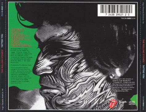 rolling stones tattoo you you the rolling stones songs reviews credits