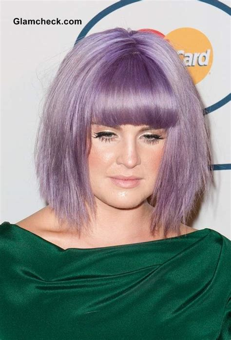 kelly osbourne hair color formula kelly osbourne lavender hair color kelly osbourne