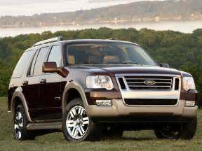 2006 Ford Explorer 2006 Ford Explorer Pictures Photos Gallery Motorauthority