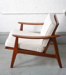 Midcentury Modern Lounge Chair - reserved mid century modern danish style lounge chair 50s 60s mad men
