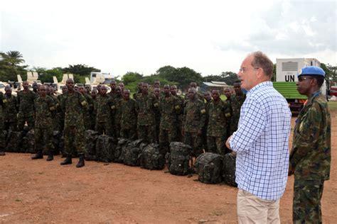 un jobs rwanda un upbeat on rwanda s deployment to regional protection