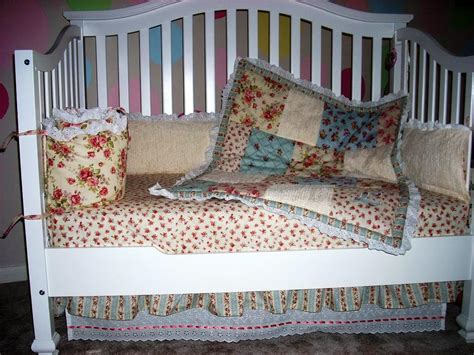 White Shabby Chic Crib Bedding How To Choose Shabby Chic Chic Crib Bedding
