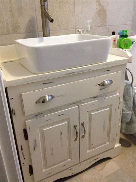 Diy Bathroom Furniture Bathroom Vanity Diy Hometalk