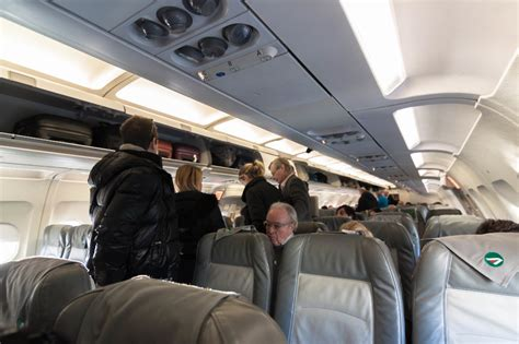 Alitalia Cabin by Review Of Alitalia Flight From Rome To In Economy