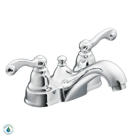 moen bathroom faucets parts faucet ca84002 in chrome by moen