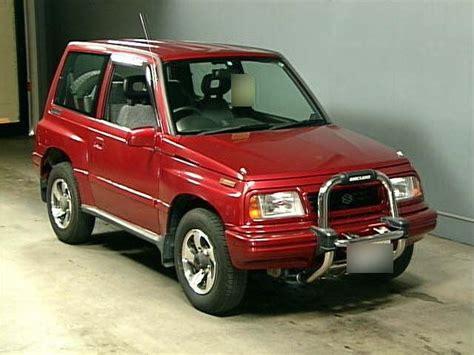 1997 Suzuki Sidekick Review 1997 Suzuki Sidekick Overview Cargurus