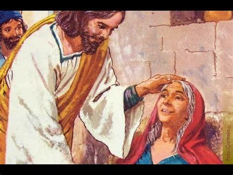 imagenes de jesucristo sanando estudio b 237 blico jes 250 s sana a la suegra de pedro