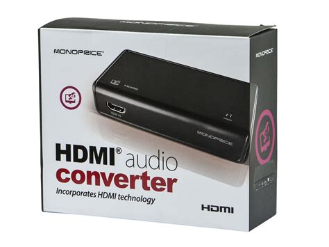 converter video to audio hdmi audio converter monoprice com
