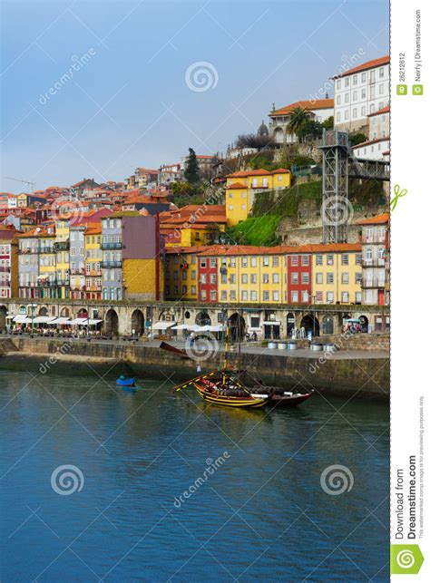porto town town of porto portugal stock photography image