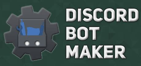 discord bot game discord bot maker on steam