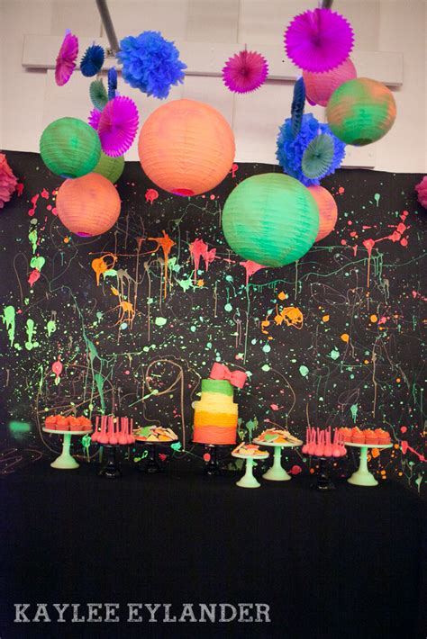 80s dance party ideas neon dance birthday party bring on the 80s tri cities