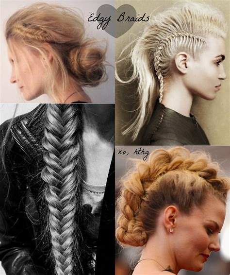edgy hairstyles with braids how to hair girl styling tricks for better diy
