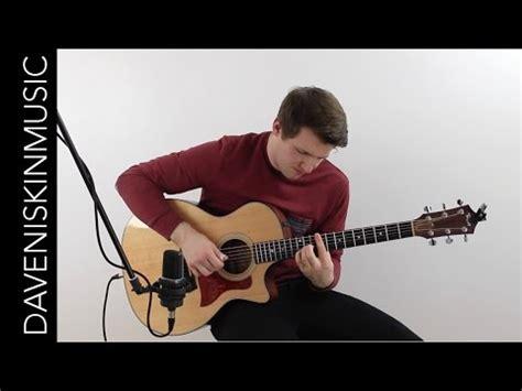 tutorial gitar impossible fingerstyle tutorial hit the road jack w tab guita