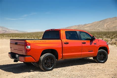 Toyota Tundra Trd Pro Price Toyota Tacoma And 4runner Trd Pro Price Released