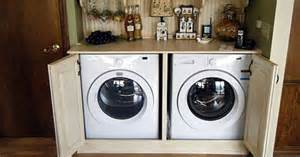 cabinet washer and dryer cabinets for washer and dryer in the kitchen laundry