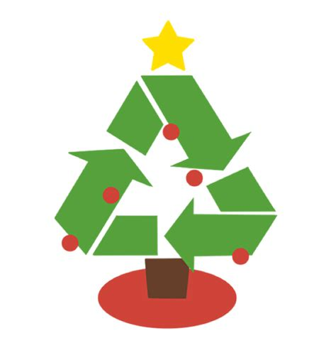 city encourages residents to recycle christmas trees