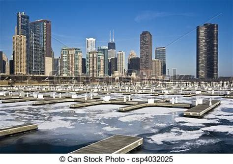 fotos chicago invierno stock im 225 genes de invierno chicago invierno c 233 ntrico