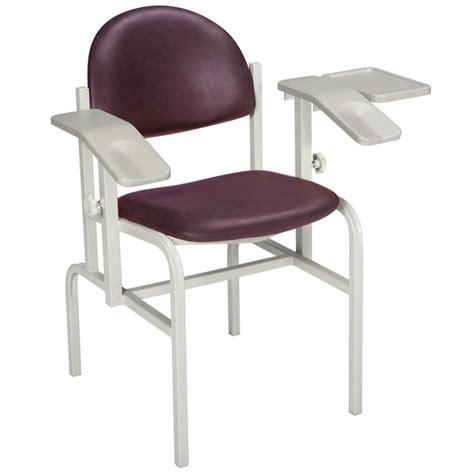 brewer laboratory blood drawing chair
