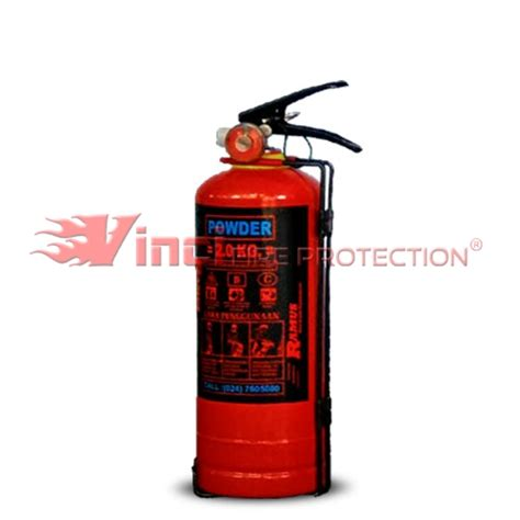 Alat Pemadam Api Ringan Tabung Apar 2 Kg jual tabung pemadam api powder ramus 2 kg semarang vinci protection