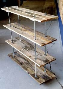 Pallet Shelf by 25 Best Ideas About Pallet Shelves On Pallet
