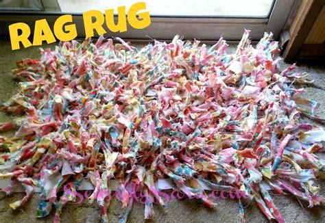 how to make rag rugs rag rug rugs ideas