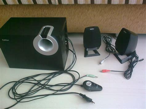 Edifier Speaker 2 1 M1335 satilik edifier m1335 2 1 speaker
