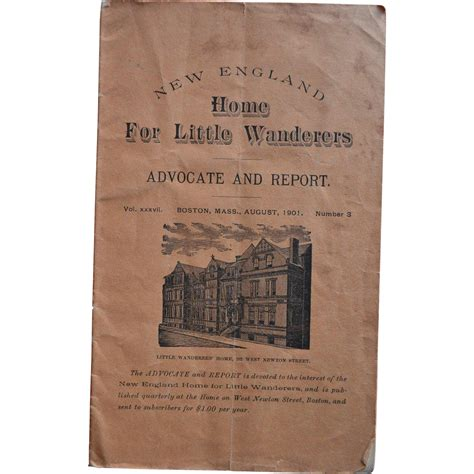 1901 new home for wanderers boston mass