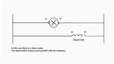 dc shunt motor wiring diagram s1 s2 stepper motor