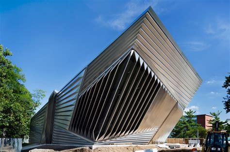 designboom museum eli and edythe broad art museum at msu opens designboom
