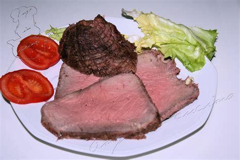cucinare rosbif roast beef enzo in cucina