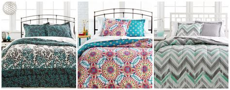 macys bedding sets macy s 3 piece comforter set just 19 99 reg 80