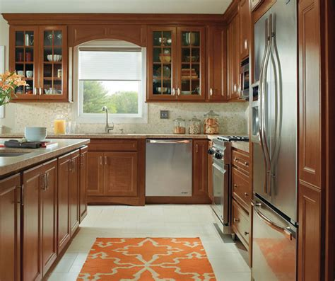 photos of kitchens with cherry cabinets traditional kitchen with cherry cabinets homecrest