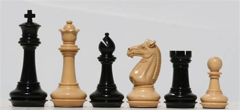 chess set pieces chess sets from the chess piece chess set store mehdoot ebony 4 quot king chessmen with choice of