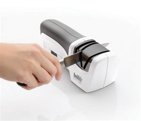 compact knife sharpener compact electric knife sharpener smith s products