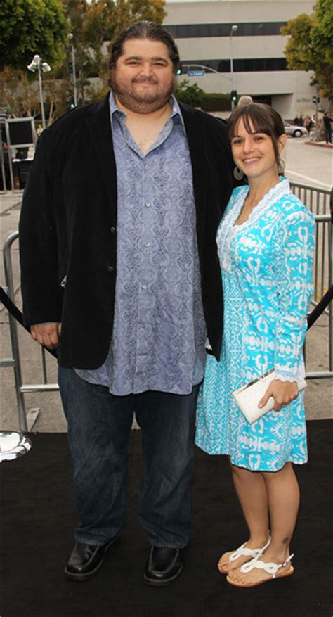 actor jorge garcia wife jorge garcia pictures premiere of paramount pictures