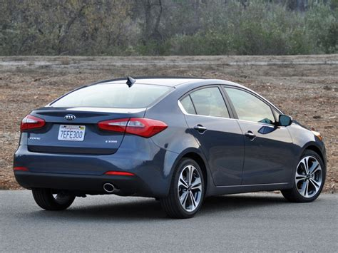 Kia Forte Issues 2015 Kia Forte Overview Cargurus