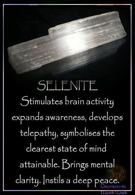 Selenite L Healing Properties by 1542 Best Healing Stones Images On Healing