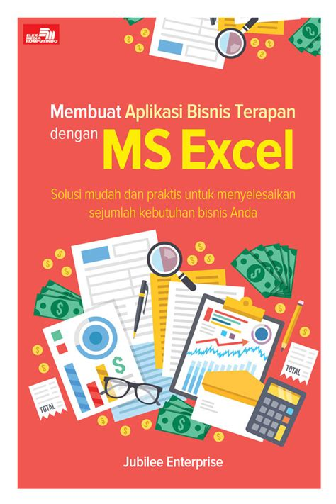 Buku Rahasia Formula San Fungsi Excel Untuk Bisnis buku membuat aplikasi bisnis terapan dengan ms excel penulis jubilee enterprise penerbit