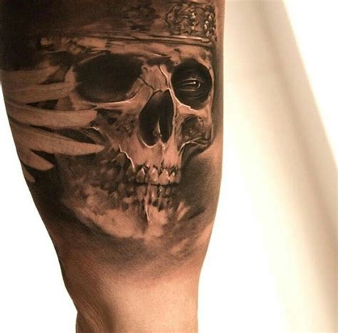 skull tattoo tattoos pinterest
