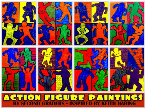 keith haring figure templates keith haring figure templates images template design ideas