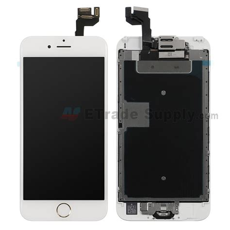 iphone 6s lcd assembly with frame and home button gold etrade supply