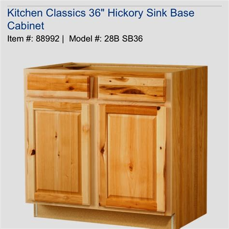 Lowes Hickory Kitchen Cabinets | kitchen cabinets from lowes hickory akitchen pinterest