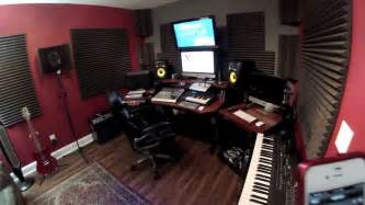Studio Homes my new home recording studio youtube