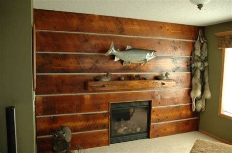 rustic wood wall coverings wall covering  ideas