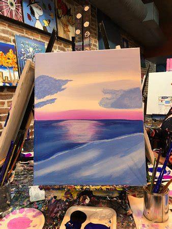 the muse paint bar white plains 白原 紐約州 muse paintbar 旅遊景點評論 tripadvisor