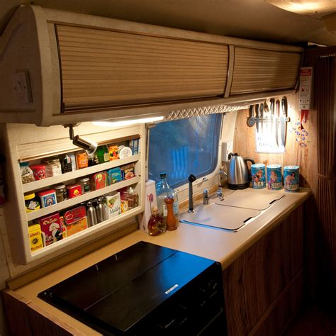 Camper Trailer Kitchen Ideas by The Kitchen