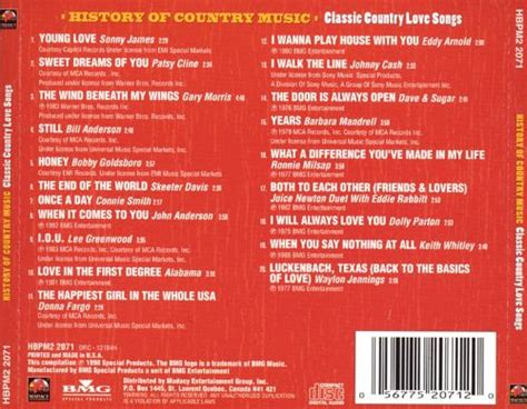 country love songs early 2000 s history of country music classic country love songs