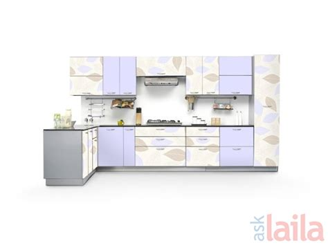 Ultra Modern Kitchen Interior Designs By Godrej Interio